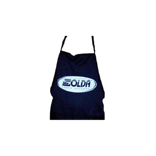 Solda Ski Servicing Cloth Apron (Protects Clothes During Hot Wax Application)
