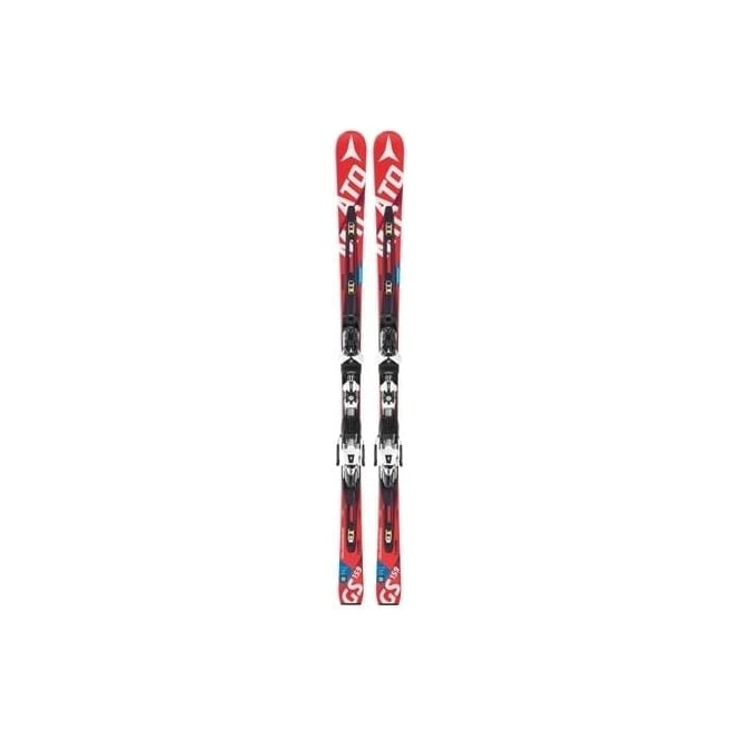Atomic Redster FIS Doubledeck GS 166cm + NX12 Junior (2016)