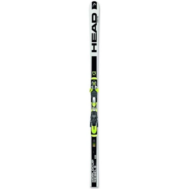 Head World Cup Rebels iGS RD SW RP 35m Race Skis 190cm (2016)