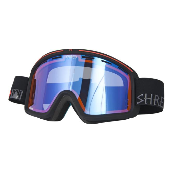 Shred Monocle Goggles - Popsicle Black