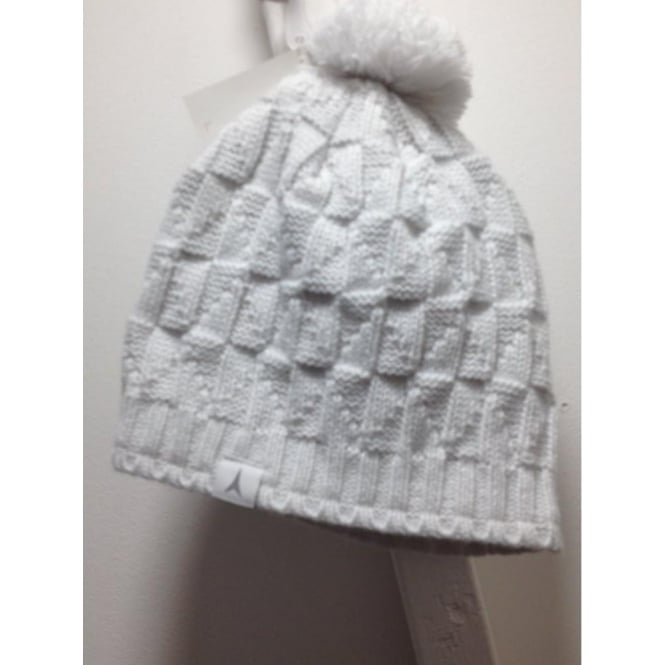489711783c8 Atomic Wmns AMT Beanie Basket Weave - Grey - Hats
