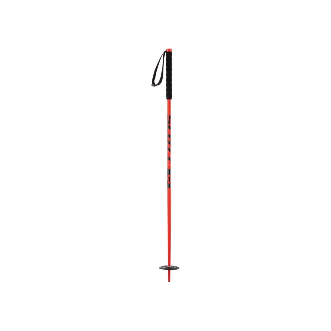 Scott Pole Riot Jr Ski Pole Red