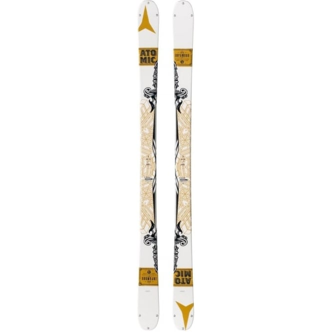 Atomic Infamous Skis 176cm 86mm & FFG10 (2015)