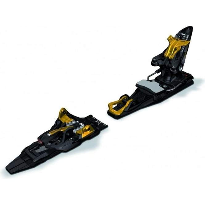 Marker Touring Binding KINGPIN 10 Demo 100-125mm Brake (Fully Adjustable to BS 264-356mm)