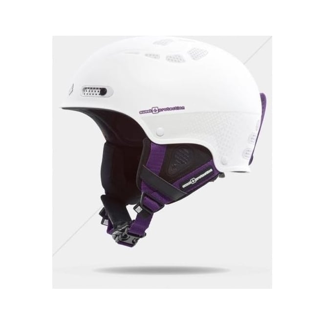 Sweet Protection Igniter Helmet - Silk White