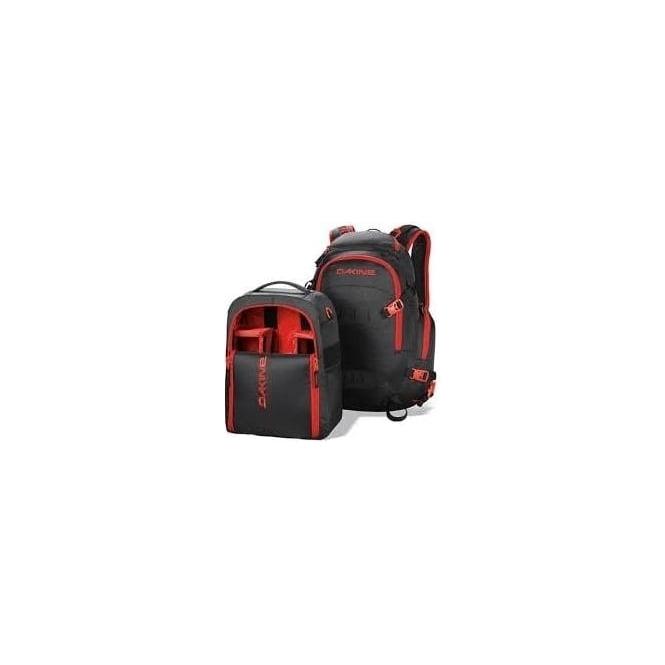 Dakine Backpack Sequence 33l Phoenix Black Red
