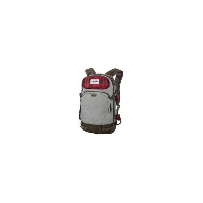 DaKine Backpack Heli Pro 20l Rowena Red Grey