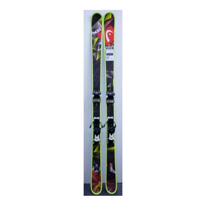 Head Frame Wall 176 + Attack13 - Ex Demo - Ex-Demo Skis from Ski ...