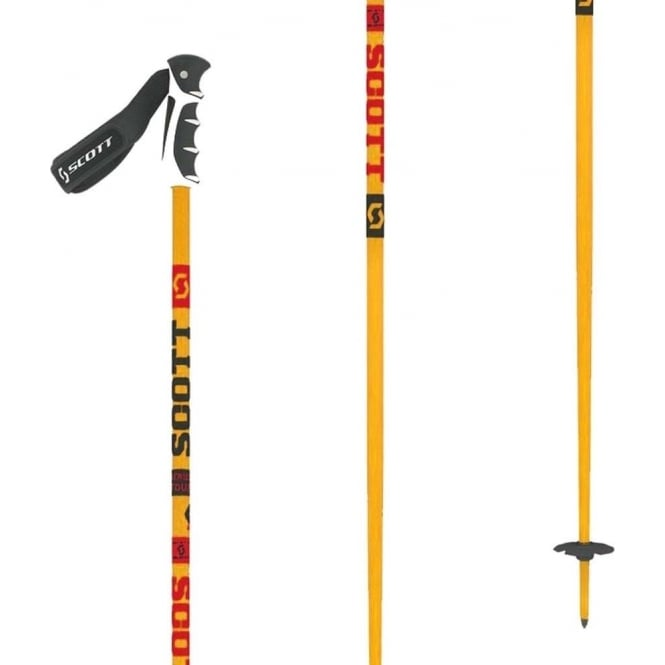 Scott Team Issue Ski Pole - Orange (2014)