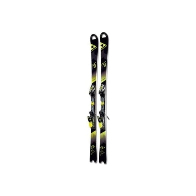 Fischer RC4 WC SL Slalom Skis 165cm Skis Only (2018)