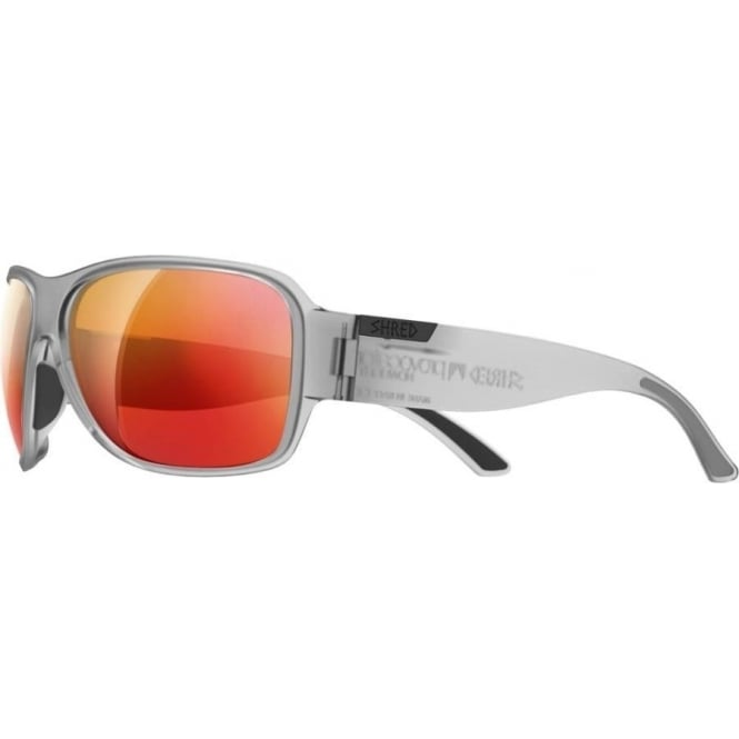 Shred Provocator Noweight Sunglasses- Crystal Photo