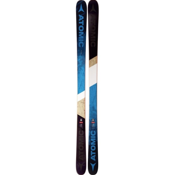 Atomic Punx Seven 170cm Skis Only (2018)