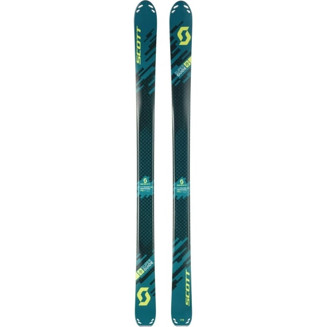 Scott Superguide 95 Skis - 178cm (2018)