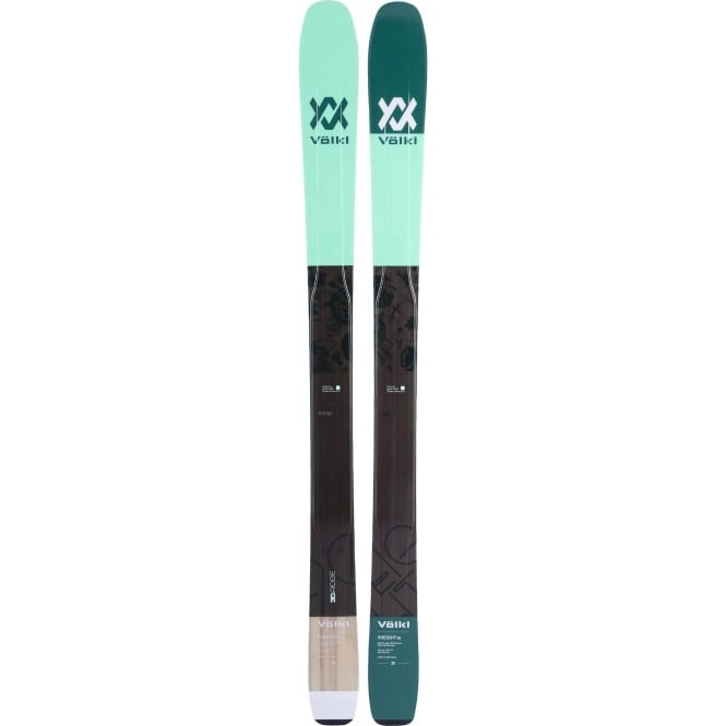 Volkl 90 Eight Women's Skis - 163cm (2018)