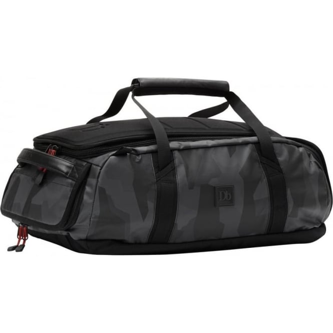 Douchebags The Carryall 40L - Black Camo