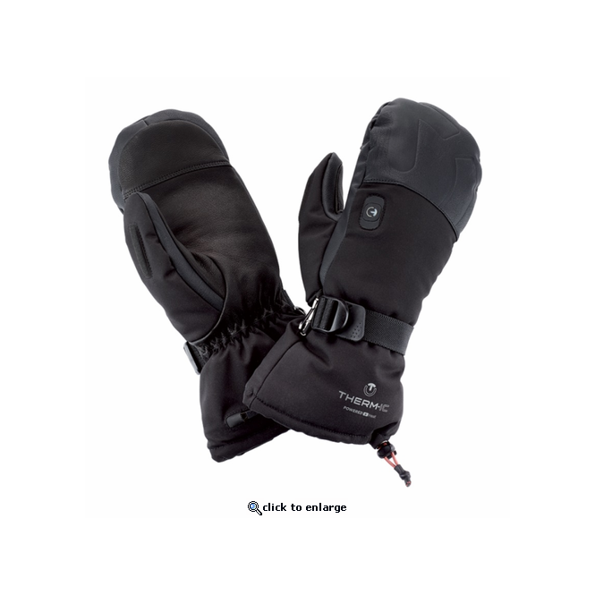 Therm-Ic Powerglove Mittens Black