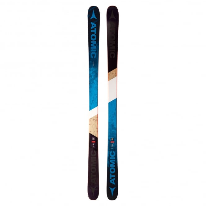 Atomic Punx Seven 182cm Skis Only (2018)