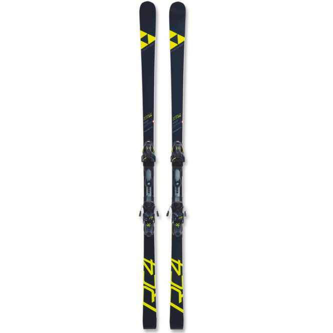 Fischer RC4 WC GS Curv Booster Women's (2019) - Ski Only