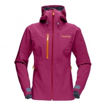 Wmns Lyngen Gore-Tex Pro Jacket - Purple