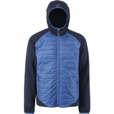 Mens Decoder Jacket - True Blue