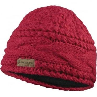 6adb5d35841 Scott Beanie MTN 60 - Hibiscus Red