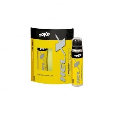 HELX Liquid Ski Wax Yellow (0°C to -4°C) 100ml
