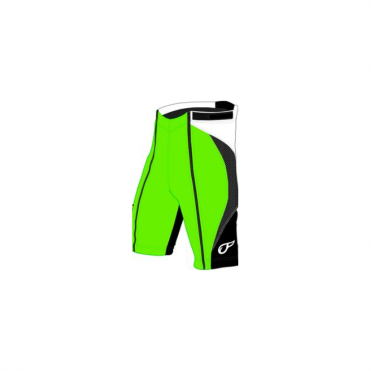 Adult Training Short New Workout - Lime/Plum/White/Black