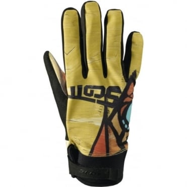 Unisex MTN Free 60 Glove - Yellow