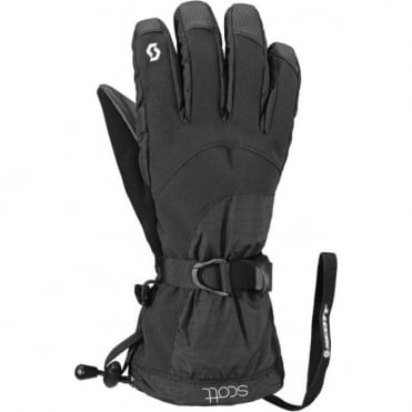 Scott Women's Glove Ultimate Hybrid - Black