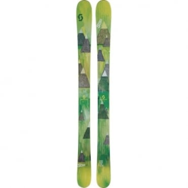 Scott Skis Vanisher - 163cm (2015)