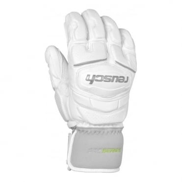 Marcel Hirscher Meida® Dry Race Gloves - White