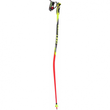 Race Ski Poles World Cup TBS - Black/Red