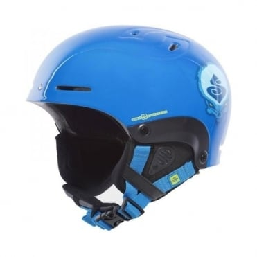 Junior Helmet Blaster - Bird Blue