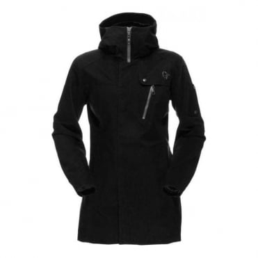 Wmns Dri2 Coat - Black
