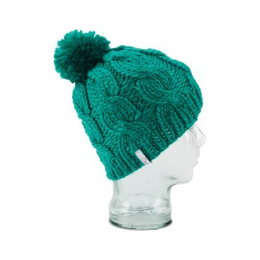 Beanie The Rosa Jewel Green