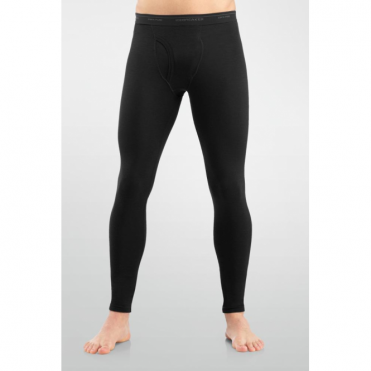 Mens Base Layer Every Day Legging W/Fly - Black