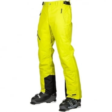 Johnny Mens Trouser Yellow