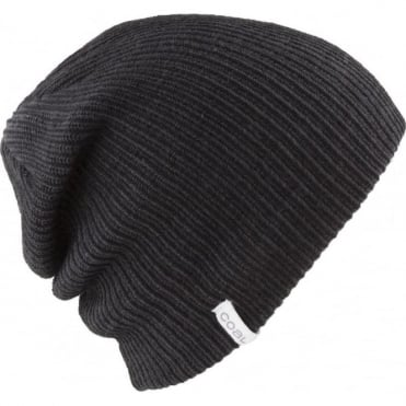 The Binary Beanie - Black