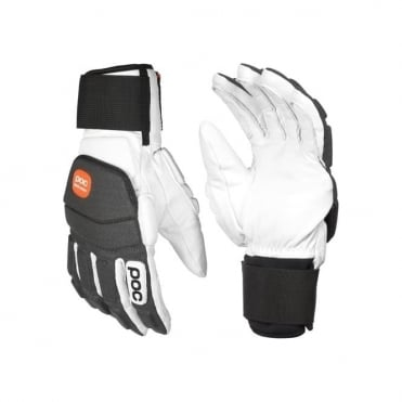 Poc Racing Glove Super Palm Comp White