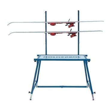 Holmenkol Professional Ski Service Wax Bench Table