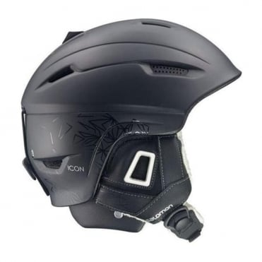 Icon Custom Air Helmet - Black