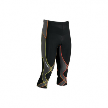 CW-X Base Layer Mens Stabilyx 3/4 Insulator Tights
