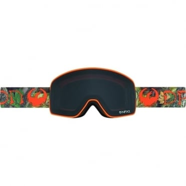 Nfx2 Goggles - Danny Davis Signature / Dark Smoke+ Yellow Red Ion Bonus Lens