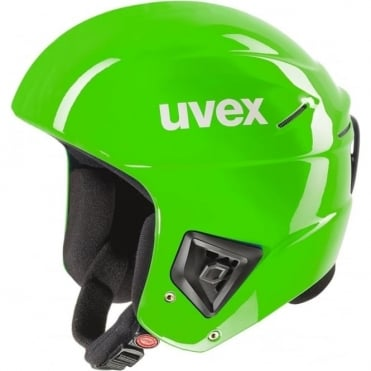 Helmet Race+ Green - FIS Approved