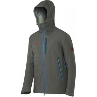 Mens Masao Jacket - Titanium Grey