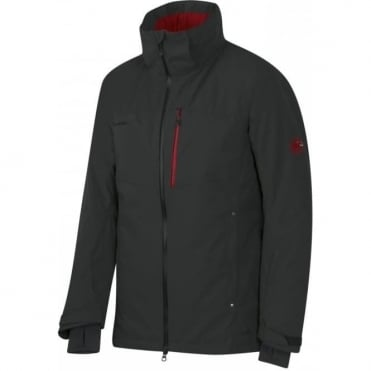 Mens Cruise HS Thermo Jacket - Graphite Black