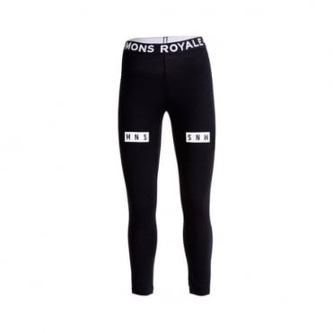 Wmns Christy Leggings - Black
