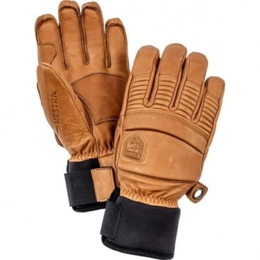 Alpine Pro Leather Fall Line Glove - Cork Brown