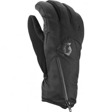 Men's Vertic Softshell Gloves - Black