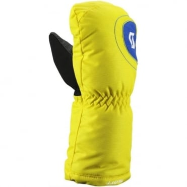 Junior Ultimate Tot Mitten - Yellow